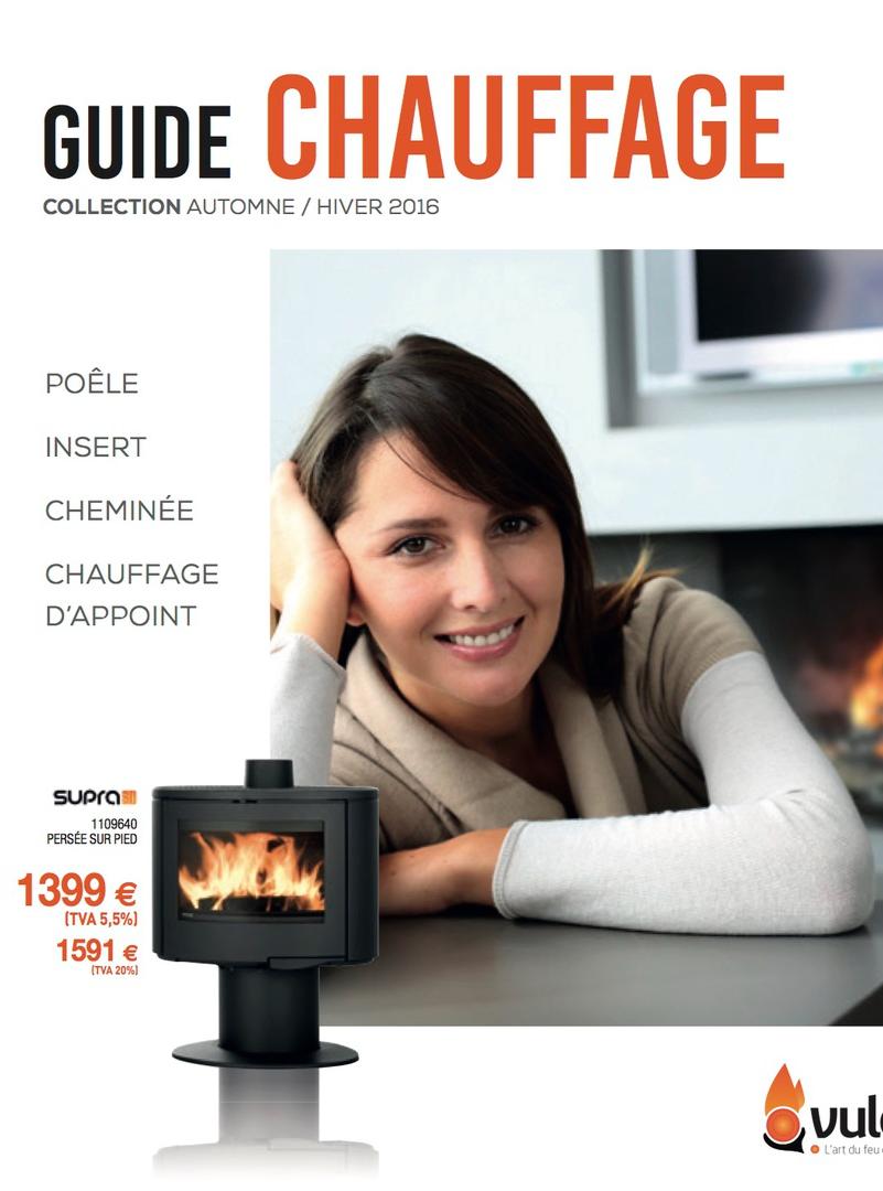 Catalogue chauffage 2016